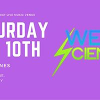 Weird Science at King Neptunes