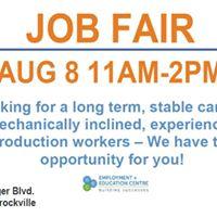 Manpower Job Fair