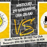 Trupa Oblig vs. Urban Impro - Semifinala 2