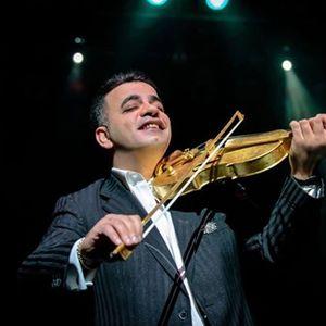 Jihad Akel with the Band (Violin Magician)