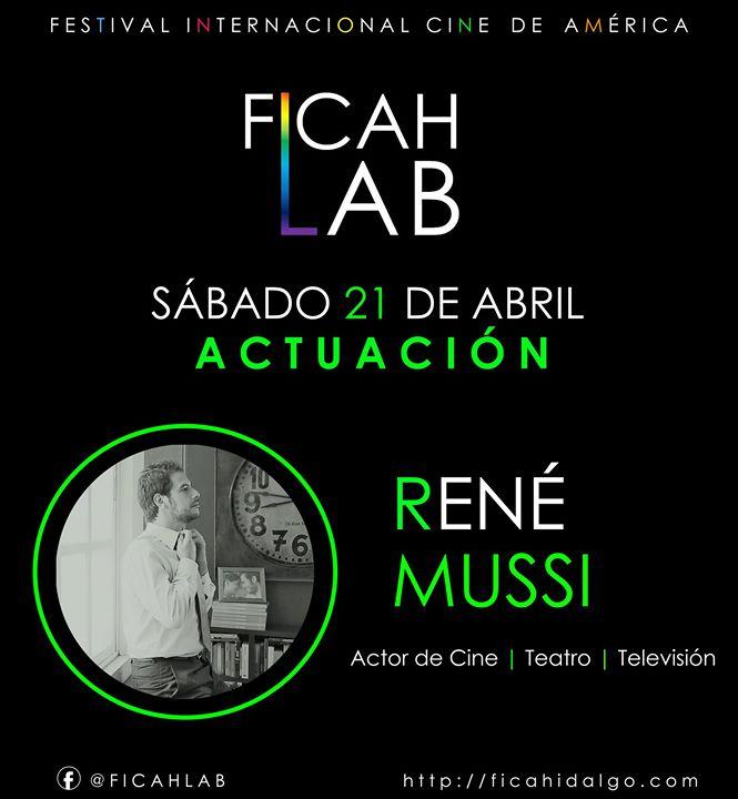 Ficah Lab Presenta Módulo Actuación At Centro Cultural Del