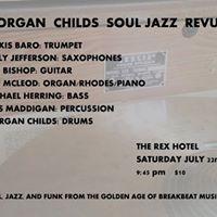 Morgan Childs Souljazz Revue