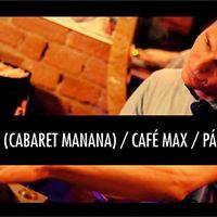 DJ Pocoloco (Cabaret Manana)