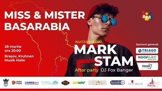 Miss & Mister Basarabia 2019  Invitat special Mark Stam
