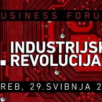 Business forum 4. industrijska revolucija