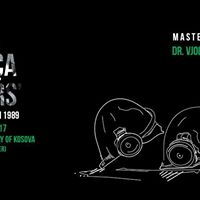 Miners Hunger Strike 1989 - Masterclass by Dr. Vjollca Krasniqi