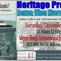 Heritage Program- Renton When Rivers Disappear