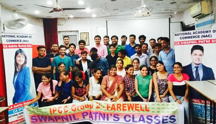 Fresh Batch 1: CA IPCC Group 2 - IT/SM by CA Swapnil Patni