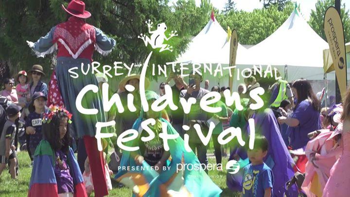 Image result for international childrens festival vancouver