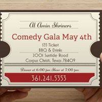 Comedy Gala 2017 - CANCELLED