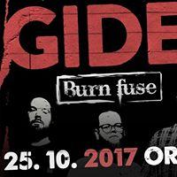 25.10. Gideon Burn Fuse - Orto bar