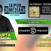Jaipur Komedians featuring Nitin Gupta