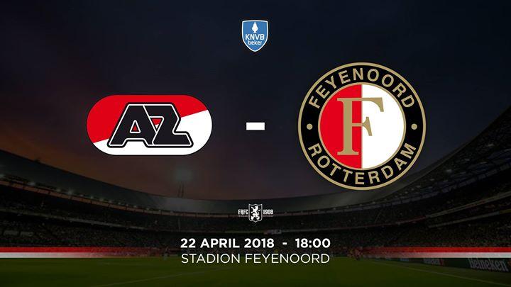 Bekerfinale  Az Feyenoord