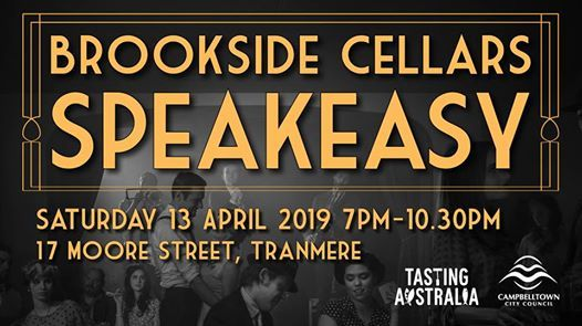Brookside Cellars Speakeasy