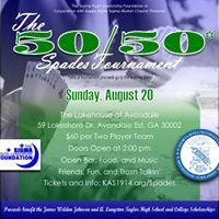 5050 Spades Tournament