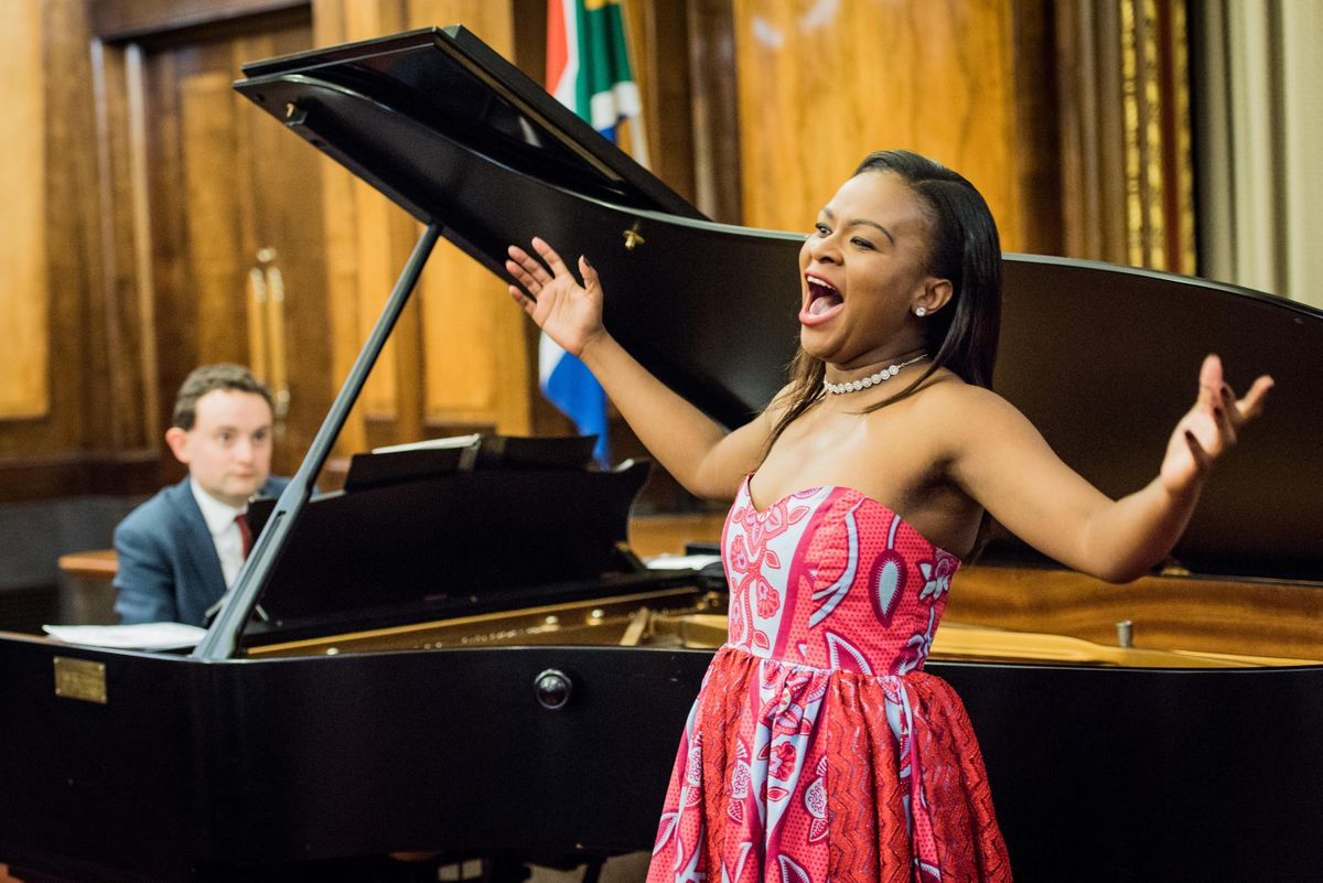 A Night at the Opera Gala - In aid of Opera Voices of South Africa