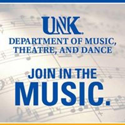 UNK Music, Theatre, and Dance