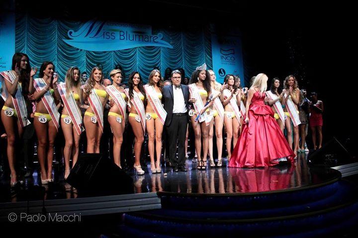 Movida Presenta  Miss BluMare 20172018