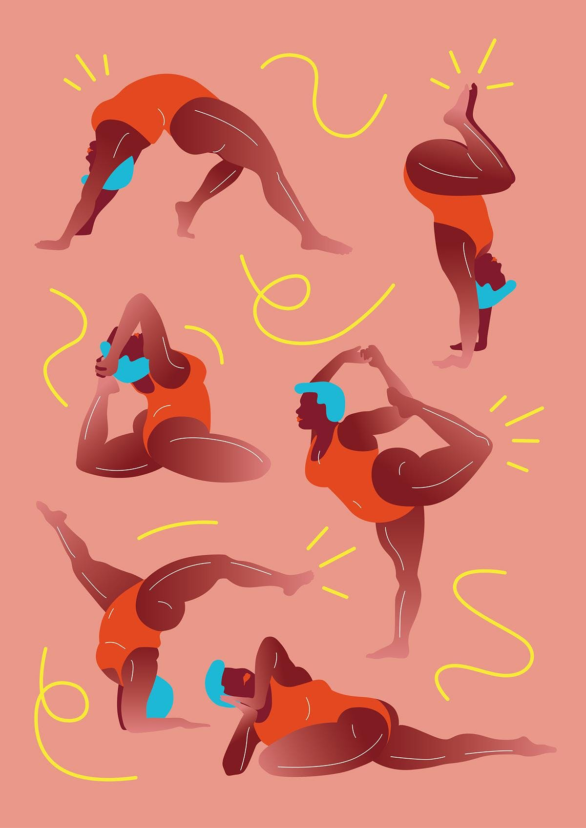 Yoga with Curves