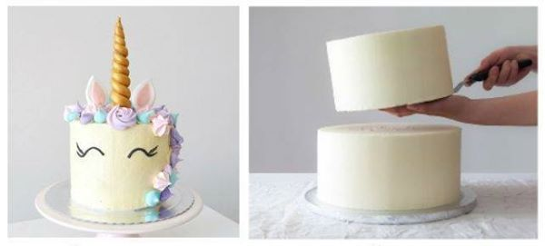 Beginners Cake Decorating Class March 2019