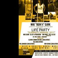 Life Party Summer Carnival 2017 June celebration in Detroit