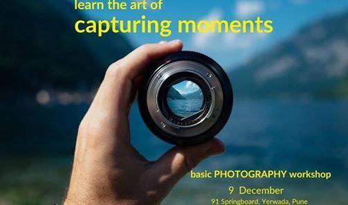 One day Basic Photography Workshop