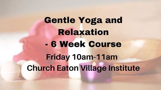 Gentle Yoga & Relaxation