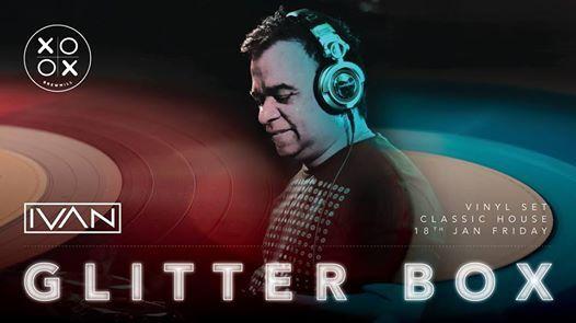 Glitter Box Nights with Ivan