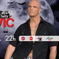 Halloween z Bobanom Rajoviem   torek 31.10  Disco Planet Kranj