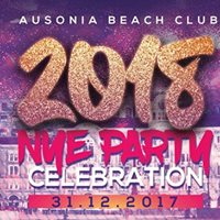 REC CAPODANNO 2018  AUSONIA BEACH CLUB  N.Y.E. PARTY