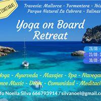 Travesa Yoguica por el Mediterraneo - Ayurveda &amp Navegacin