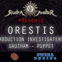 Orestis - Live in Bangalore