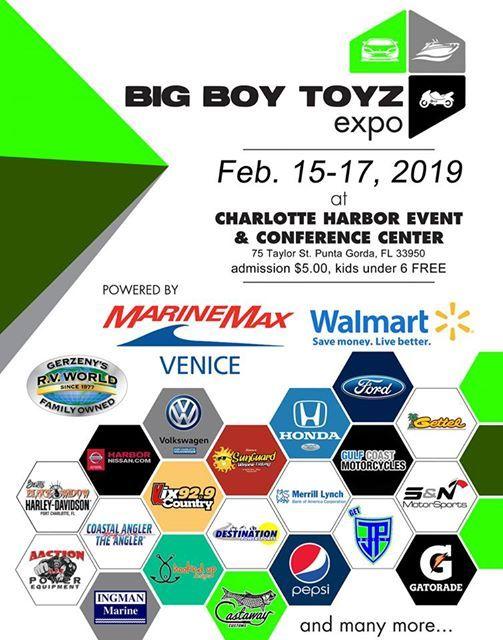 Big Boy Toyz Expo 2019