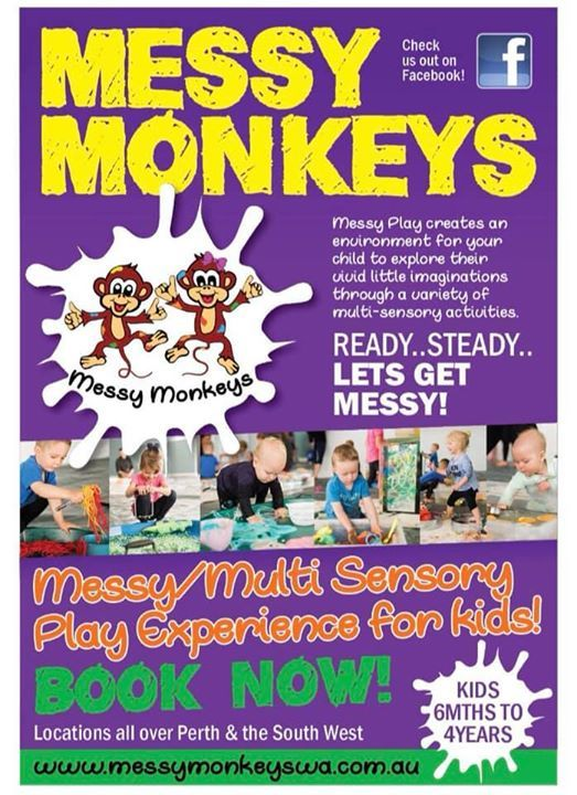Canning Vale Messy Play