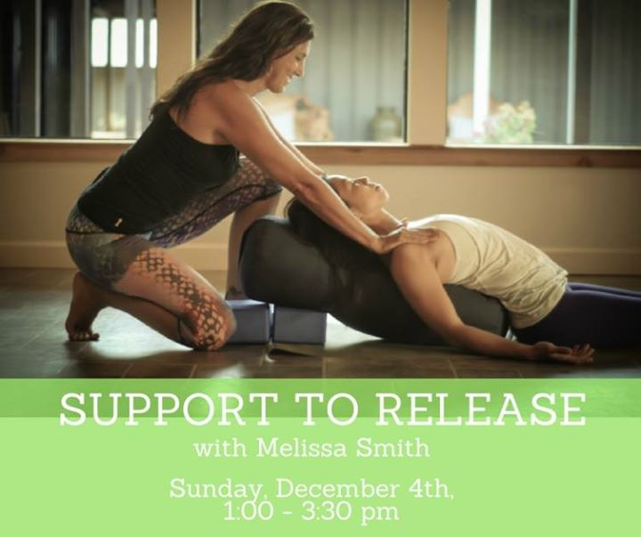 Restorative Yoga and Fluid Body Immersion