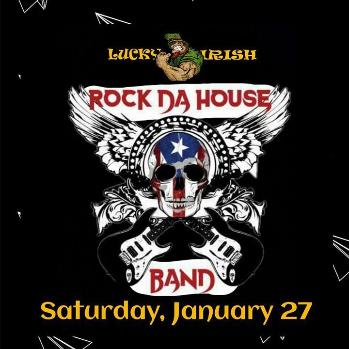 Lucky Midnight Show ft. Rock Da House Band
