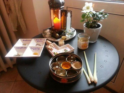 Ayurvedischer Kochkurs und Entschlackungstag