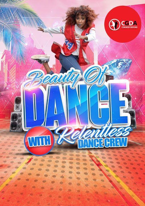 THE BEAUTY OF DANCE CGDA_SA
