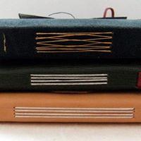 Hand-bound Leather Journals