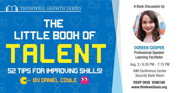 The Little Book Of Talent With Doreen Cooper At Aim Conference