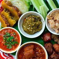 Cena Thailandese  Il mondo in una Ghirba