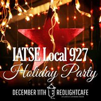 IATSE Local 927 Holiday Party