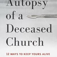 Autopsy of A Deceased Church Book Discussion