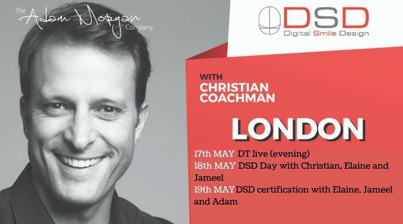 Digital Smile Design Course with Christian Coachman
