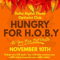 Hungry For HOBY - Delta Alpha Theta Optimist Club