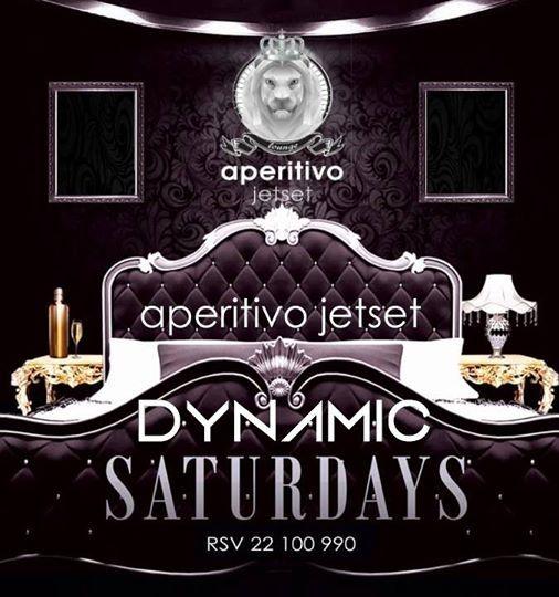 Dynamic Saturdays at Aperitivo Jetset Lounge - 812