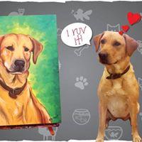 Paint Your Pet Any Pet