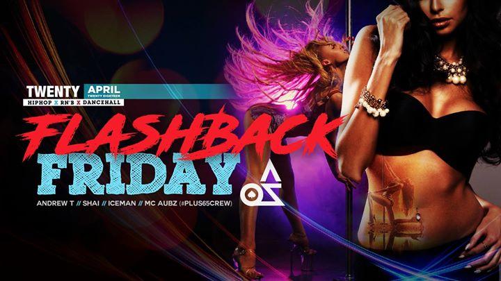 Flashback Friday Hiphop X Rnb X Dancehall