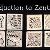 Introduction to Zentangle (November 4 2017)