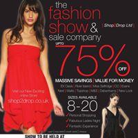 Fashion Show and Sale